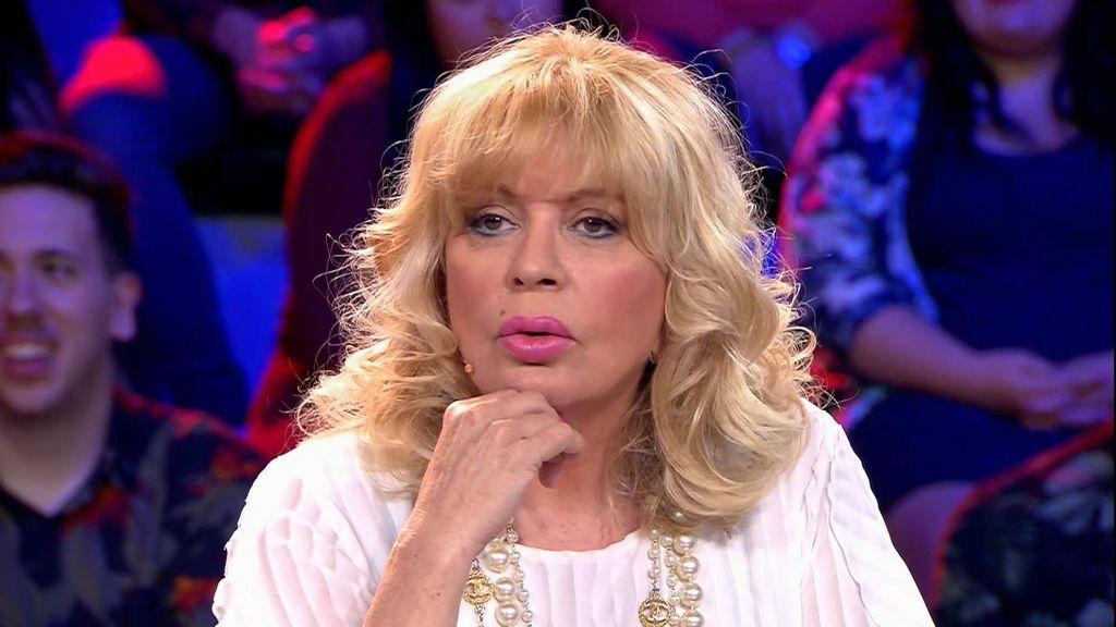 """Bárbara Rey: """"Solo he estado con otra mujer una vez, pero no quiero ni recordarlo"""""""