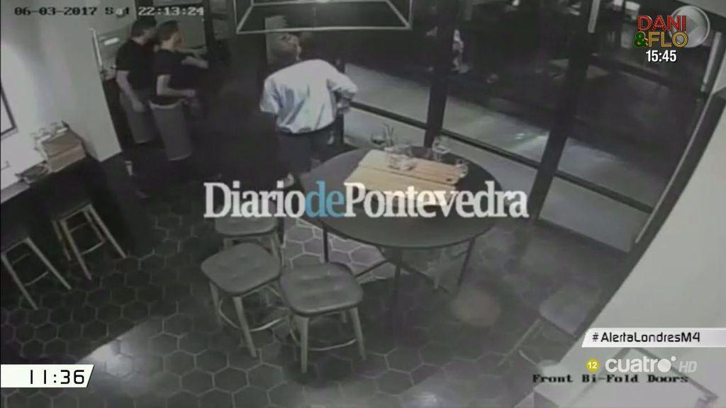 Un español,  héroe en Londres al impedir la entrada a su bar de los terroristas