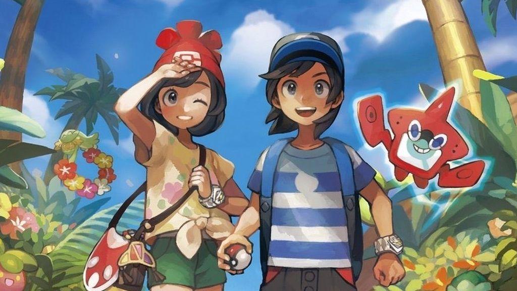 Nintendo va a hacer un directo con las novedades de 'Pokémon'