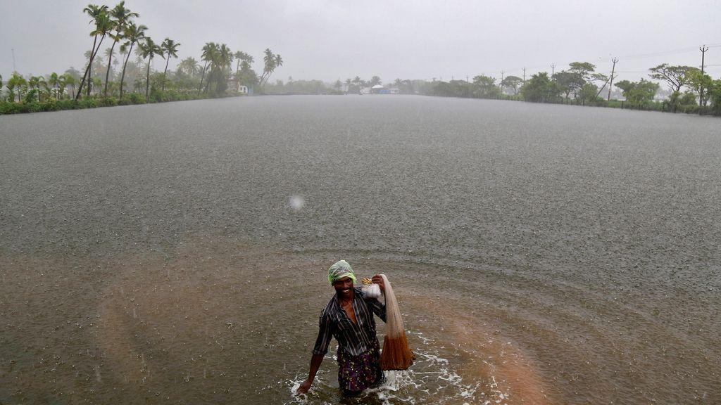Pesca en India