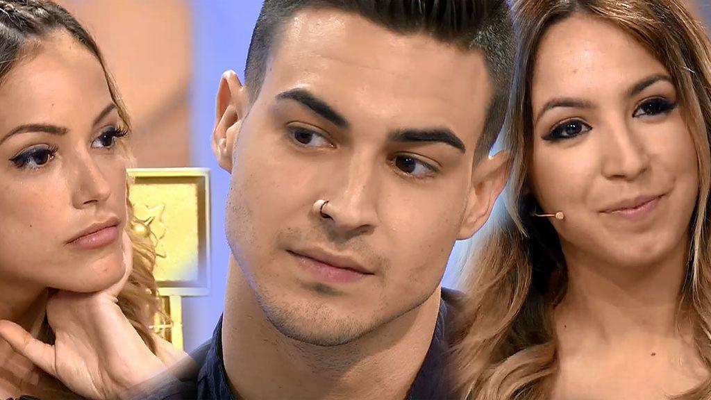 Iván no quiere que Melani se ilusione con él y Marta le sienta en la silla caliente