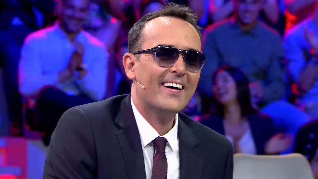 """Risto: """"La primera vez que me acosté con mi mujer no me quité las gafas"""""""