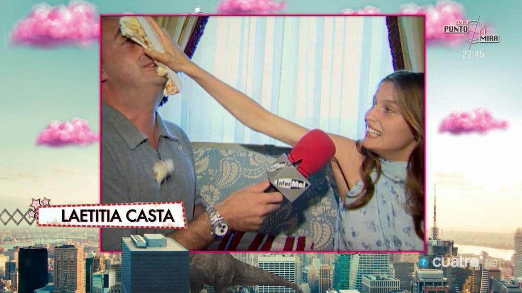 Felisuco da todos los detalles sobre su 'affaire' con Laetitia Casta