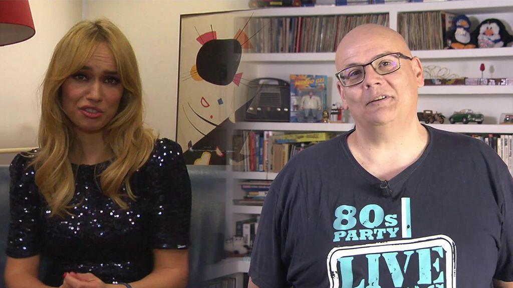 Patricia Conde  y Mario Gil recuerdan sus mejores tiempos en 'El Informal'