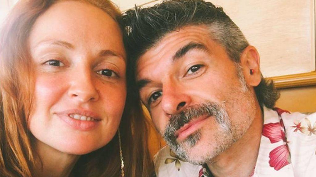 ¡El reencuentro de Coque y Judith (LQSA) en la firma del libro de Nacho Guerreros!