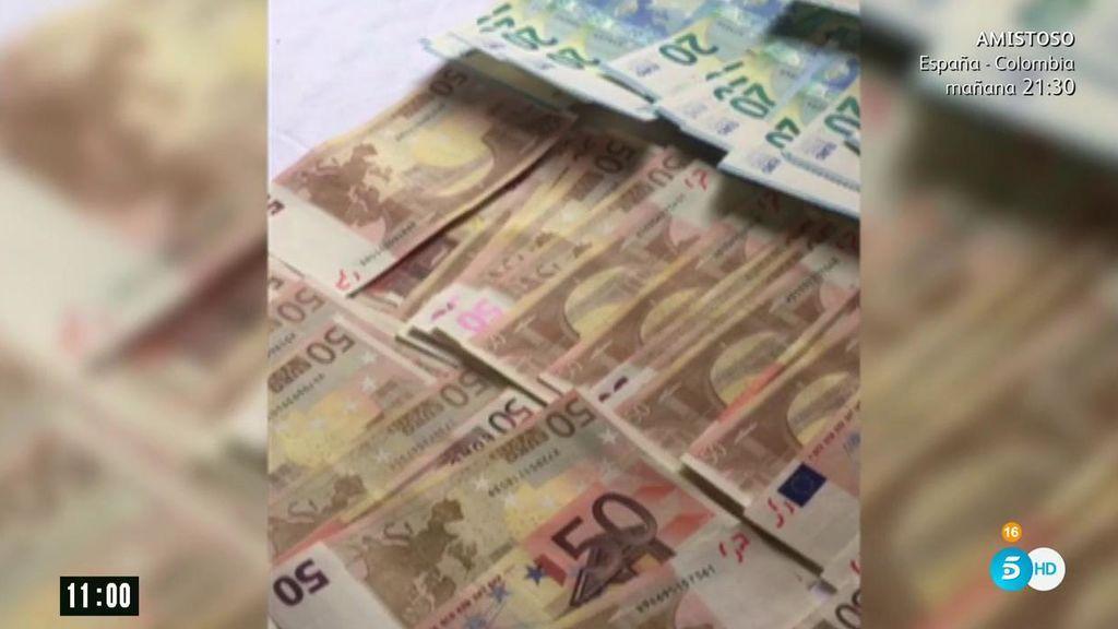Se compran y se venden en internet: así funciona el mercado de billetes falsos