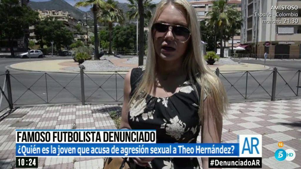 """Luisa Kremleva, tras denunciar a Theo Hernández por agresión: """"La mayoría se callan porque piensan que los futbolistas no van a la cárcel"""""""