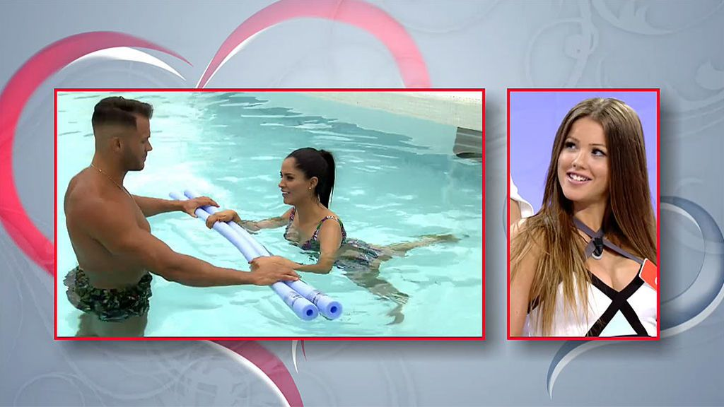 Cita Fabio y Ariana