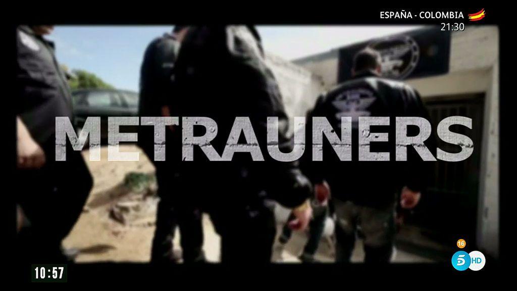 'Investigación AR': Los Metrauners, la nueva banda violenta de moteros de Mataró