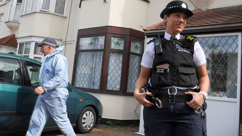 Detienen en Londres un sospechoso por su presunta implicación en el atentado del puente de Londres