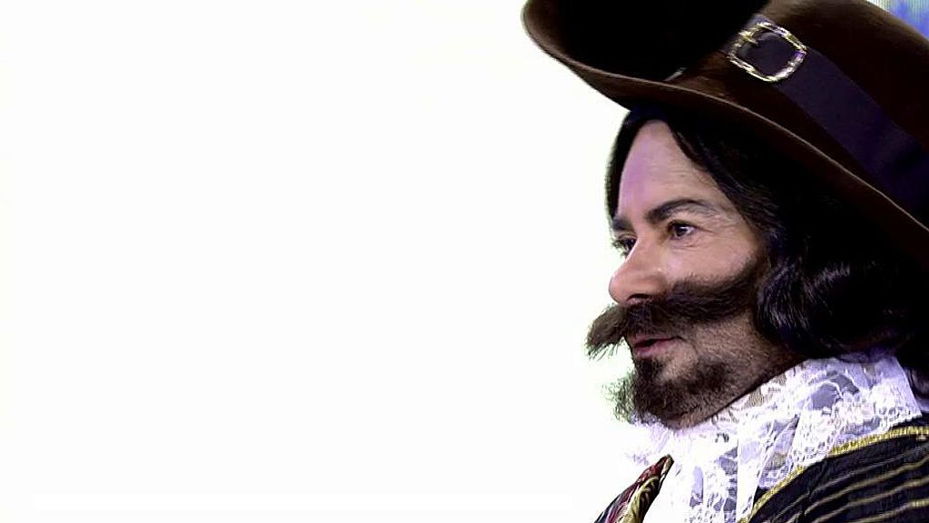 J.J., de dueño del cortijo a Conde-Duque de 'Sálvame'