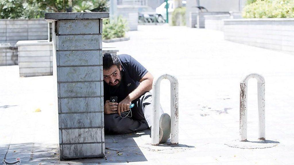Atentado del Daesh en Irán