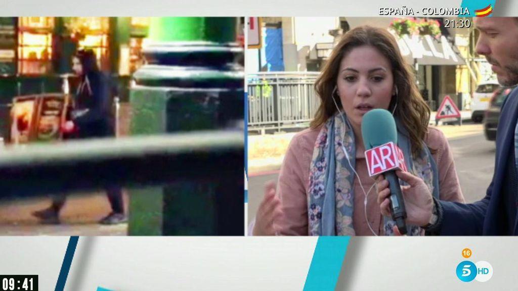 """Mariángeles, española testigo del atentado en Londres: """"Al terrorista lo veía disfrutar"""""""