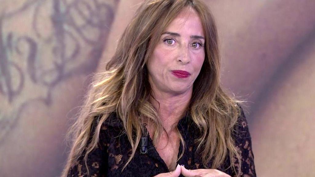 El motivo del enfado de María Patiño: Su desastroso comienzo de vacaciones