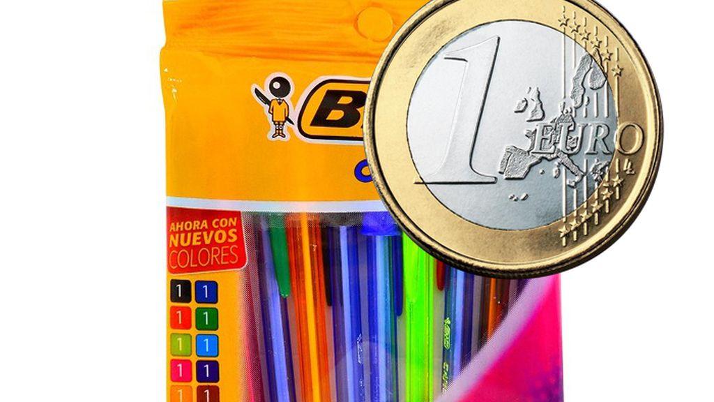 Productos a un euro