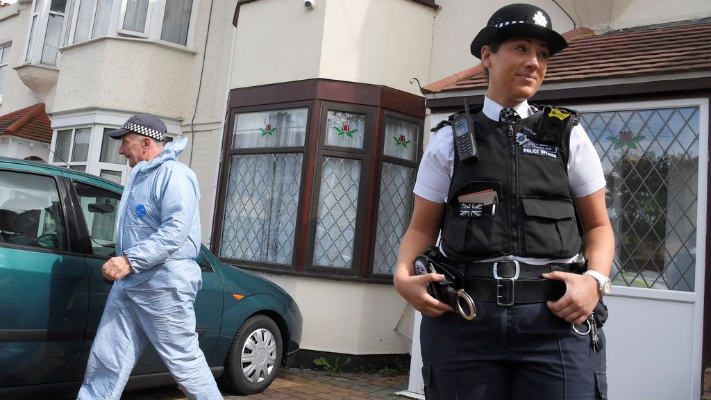 Detenido al noreste de Londres un sospechoso por su presunta implicación en el atentado del puente de Londres