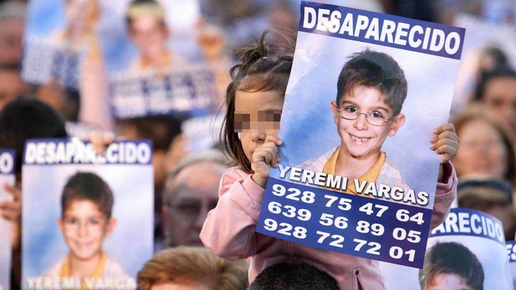 El abuelo de Yéremi hará huelga de hambre para que se reabra el caso
