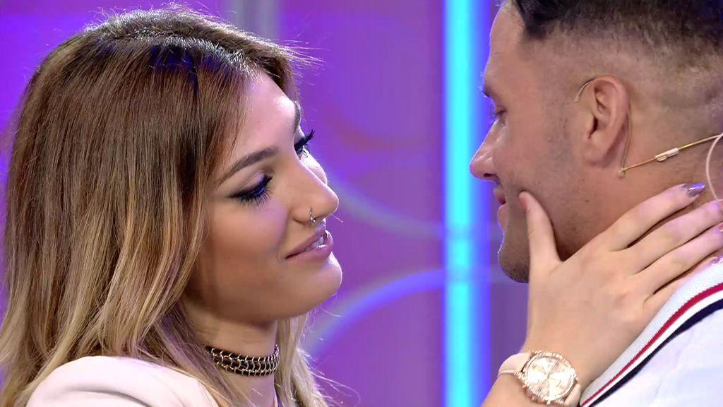 """Fabio se sincera con Bienve: """"Te quiero mucho"""""""
