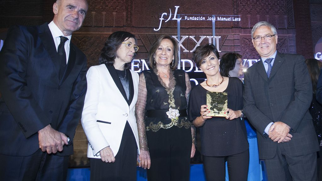 Sonsoles Ónega, ganadora del prestigioso premio Fernando Lara de Novela 2017
