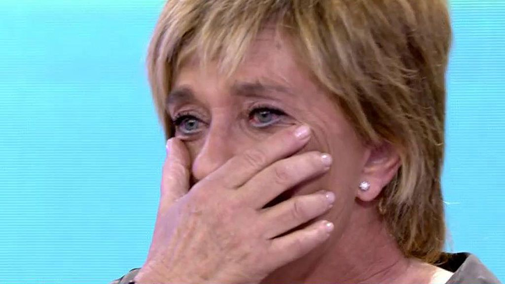 """Chelo se emociona:  """"Tengo 65 años, me acuesto con quien me da la gana y soy una mujer"""""""