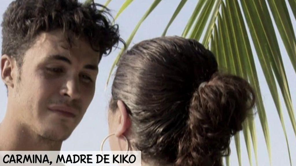 """Carmina, madre de Kiko Jiménez: """"Mi hijo no es tóxico"""""""