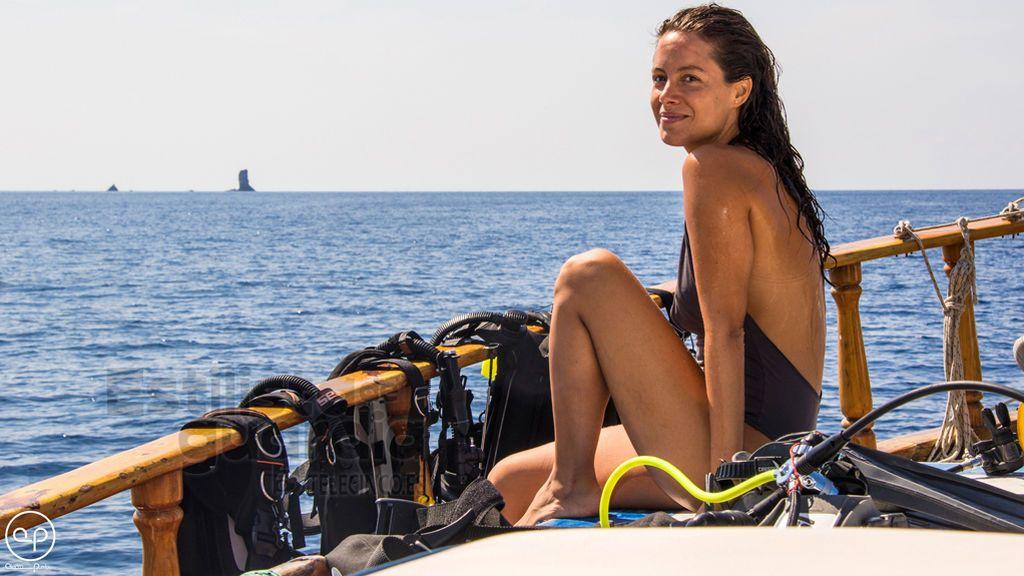 Charlando de moda y tiburones con Laura Madrueño