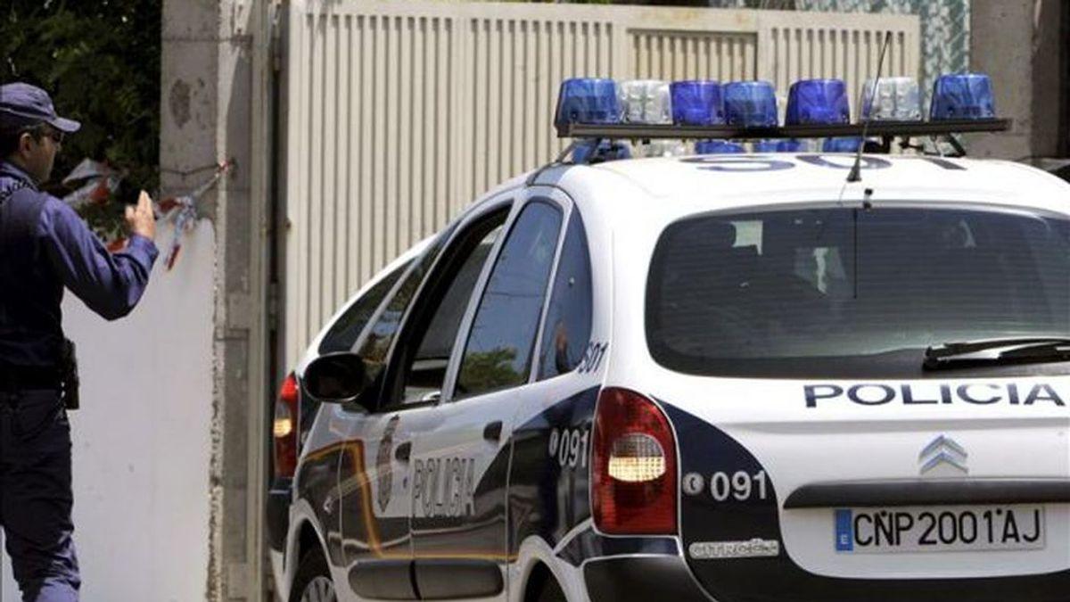 Detenido por morder a su pareja y quitarle dos móviles para no llamar a la Policía
