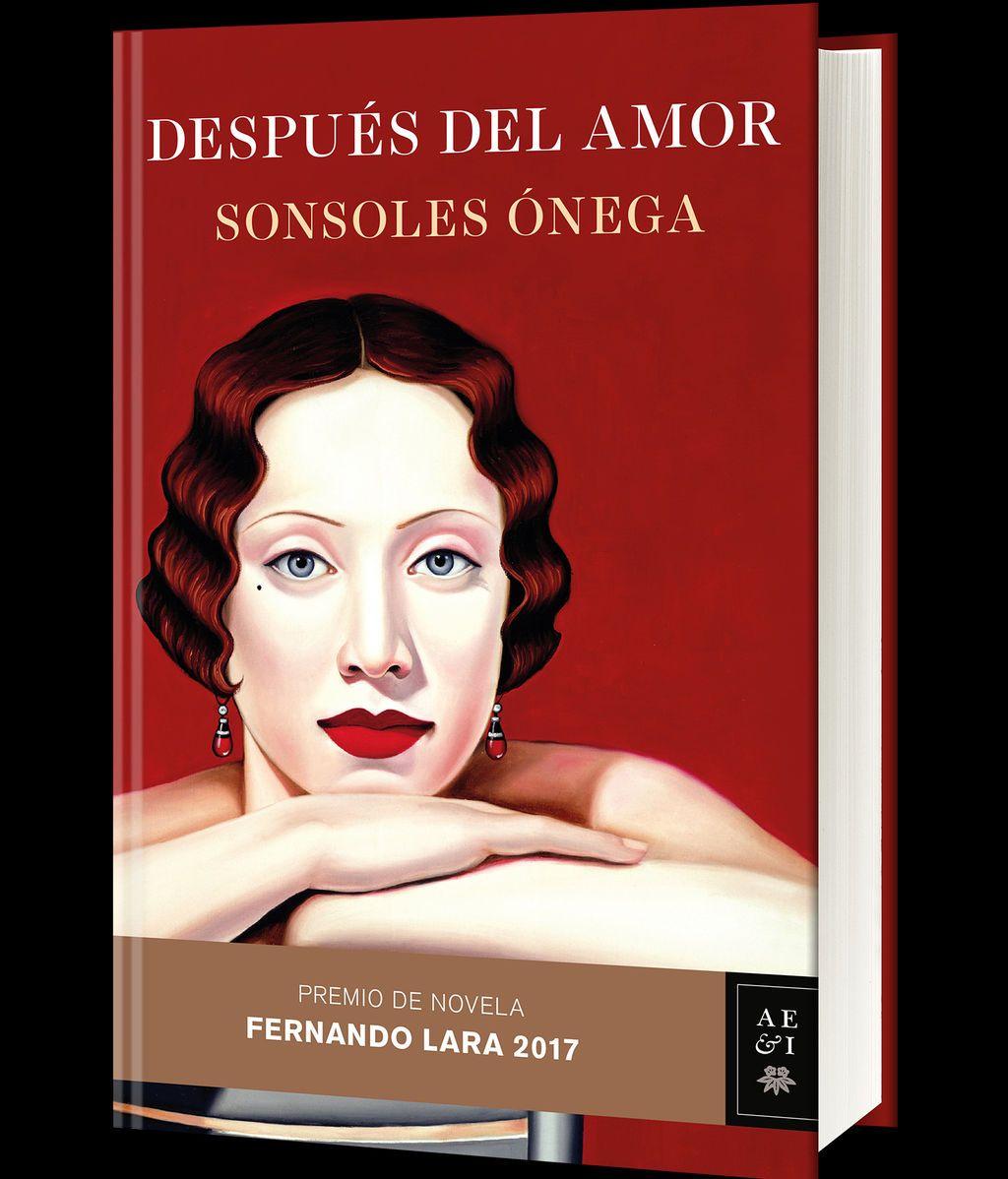 'Después del amor', la última novela de Sonsoles Ónega
