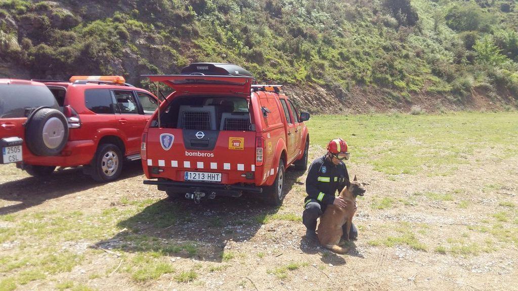 Dos hombres, atrapados en el derrumbe de una casa de Nuévalos (Zaragoza)