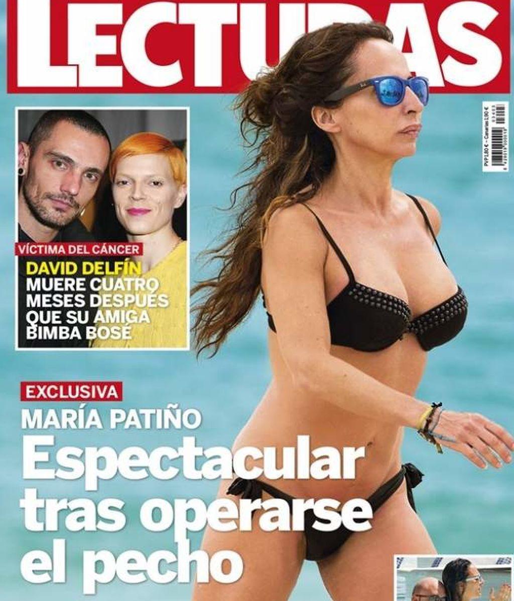 Espejito, espejito… ¿Quién es la más bella del cortijo? María Patiño ya tiene su cuerpo 10