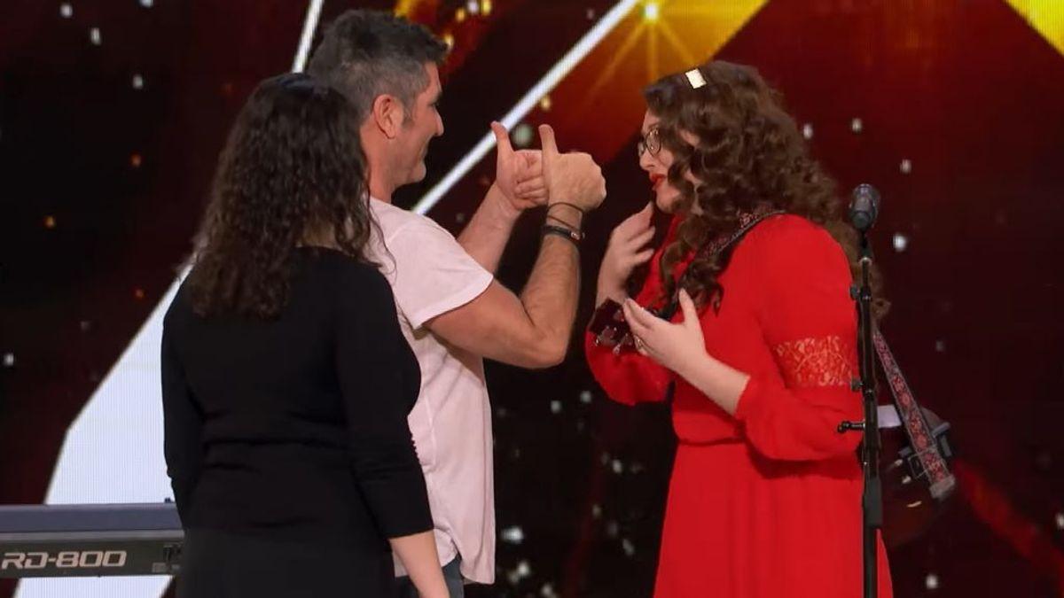 La actuación de 'Got Talent' que ha conmovido al mundo: Mandy Harvey, sorda, deja sin palabras con su voz