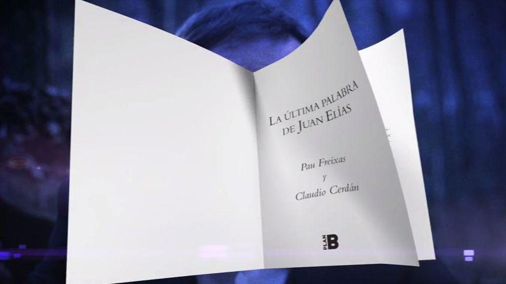 Libro 'La última palabra de Juan Elías'