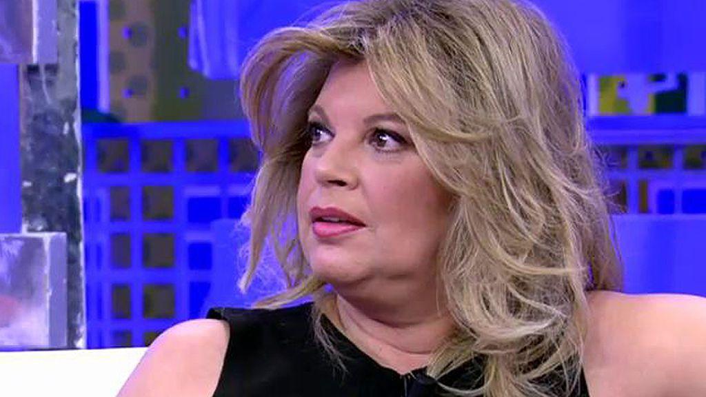 """Terelu Campos está """"hasta el moño"""""""