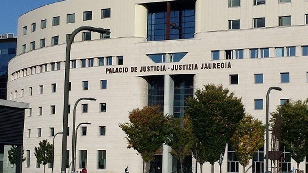 Palacio de Justicia - Justizia Jauregia