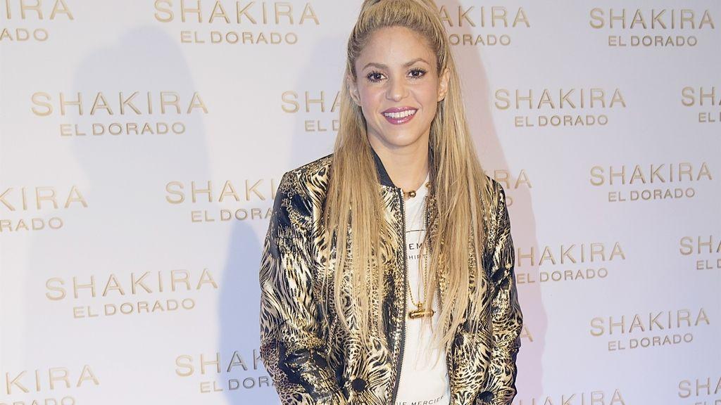 """Shakira: """"Los resultados han sido impresionantes después de casi un año de trabajo"""""""