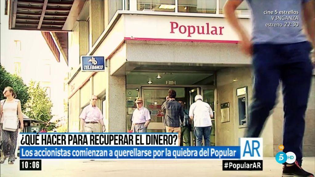 Los afectados por la caída del Banco Popular: 300.000 accionistas y 4,6 millones de clientes