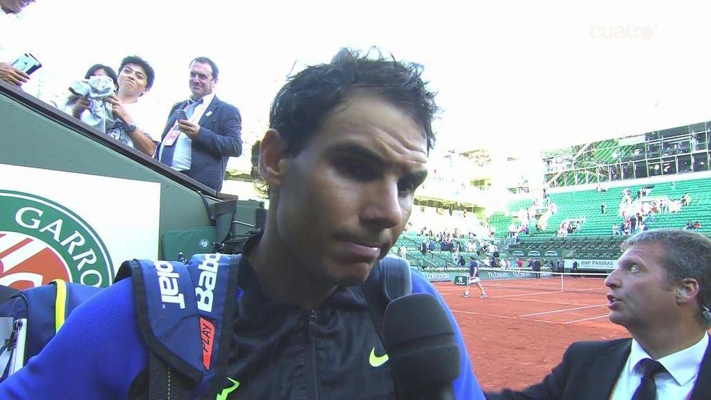 """Nadal, sobre su décimo Roland Garros. """"Nueve ya está bien, vamos a intentarlo"""""""