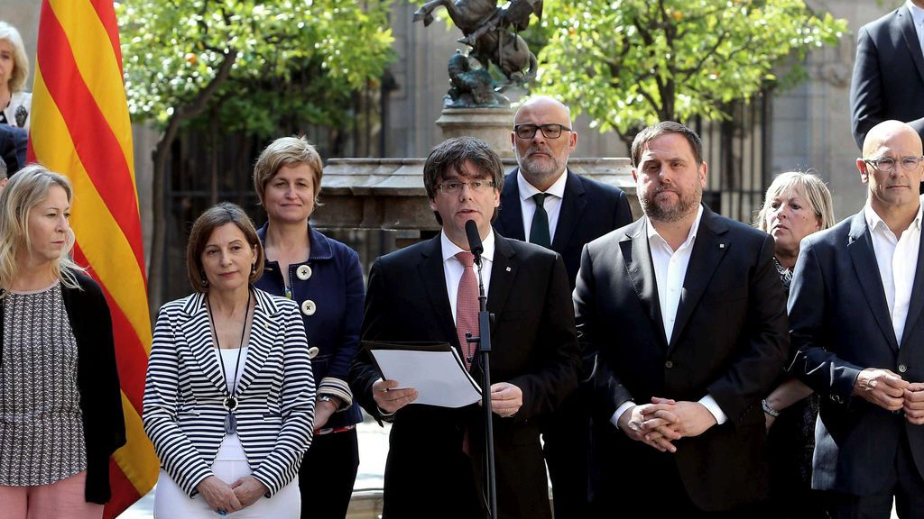 El anuncio de referéndum solo convence a los convocantes