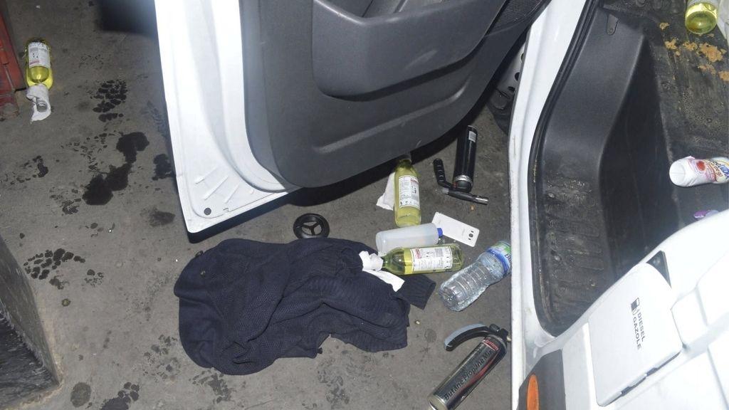 Estas fueron algunas de las armas utilizadas por los terroristas de Londres
