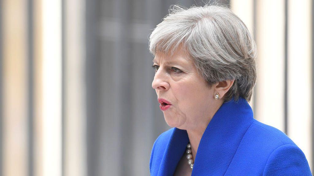 El 60% de los simpatizantes conservadores creen que May debería dimitir