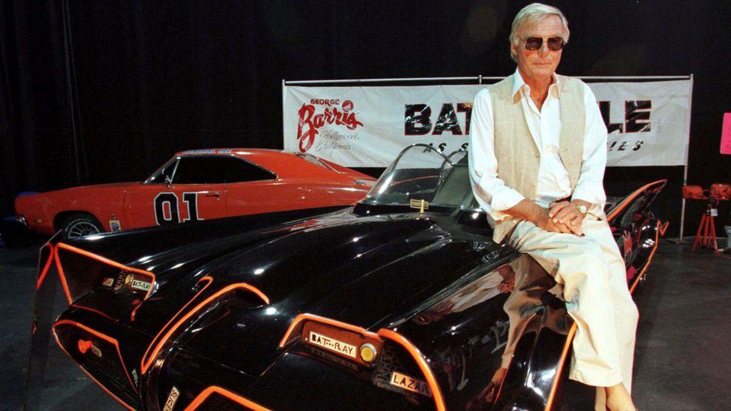 Adam West, el Batman de la serie original de televisión, muere a los 88 años