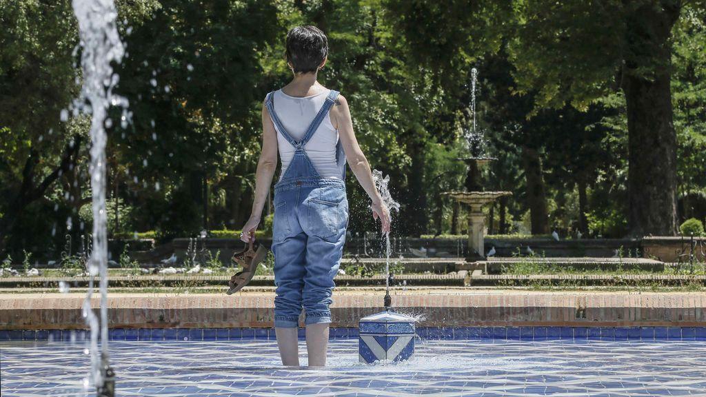 Riesgo por calor en 25 provincias con temperaturas de hasta 40 °C