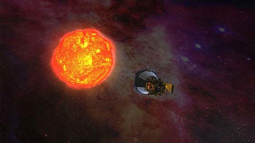 """La NASA pone fecha a la misión en la que """"tocará"""" el Sol"""