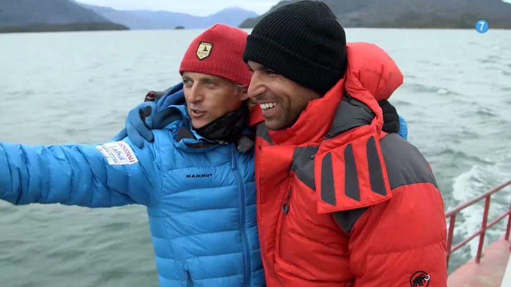 Cayetano Rivera se sincera con Calleja y habla de su familia en la Patagonia chilena
