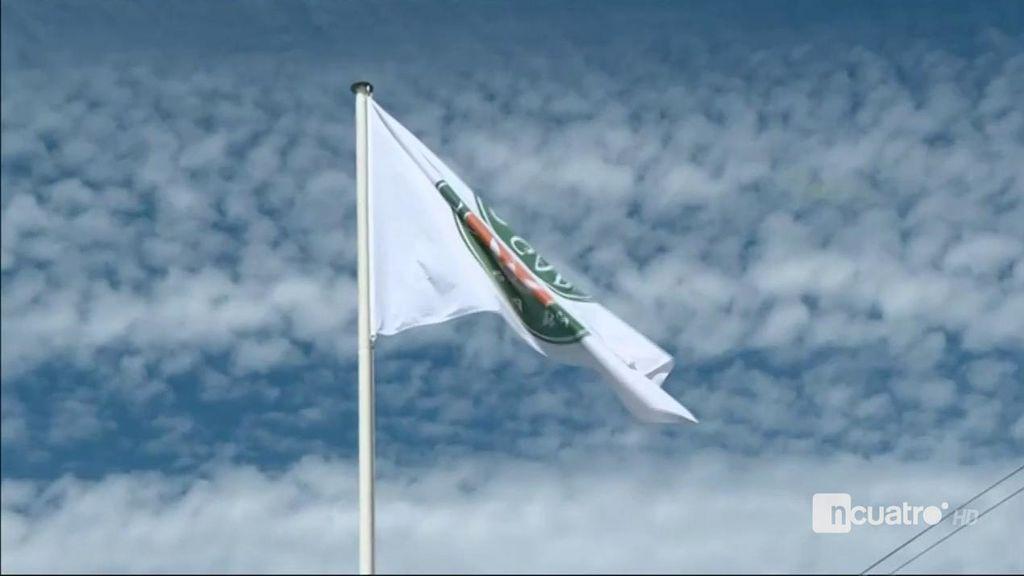Nadal, rey de la tierra de París: así ondean juntas las banderas de España y Roland Garros