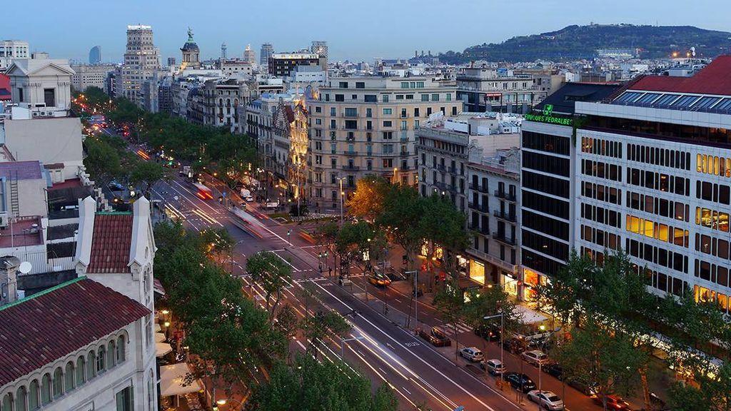 Barcelona formaliza la multa a airbnb de euros por for Piso 600 euros barcelona