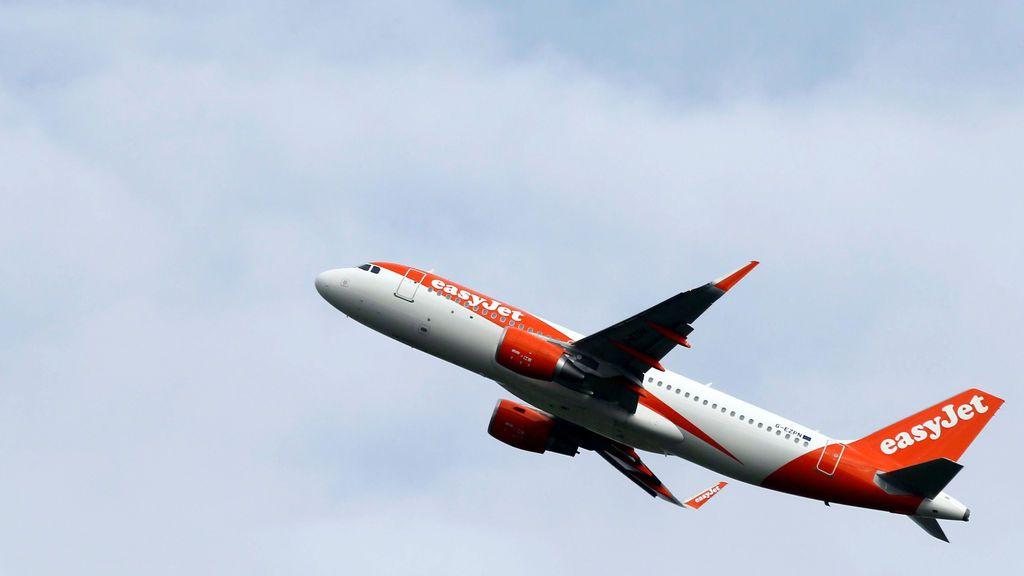 Desvían un avión de EasyJet con destino Londres por una conversación sospechosa entre pasajeros