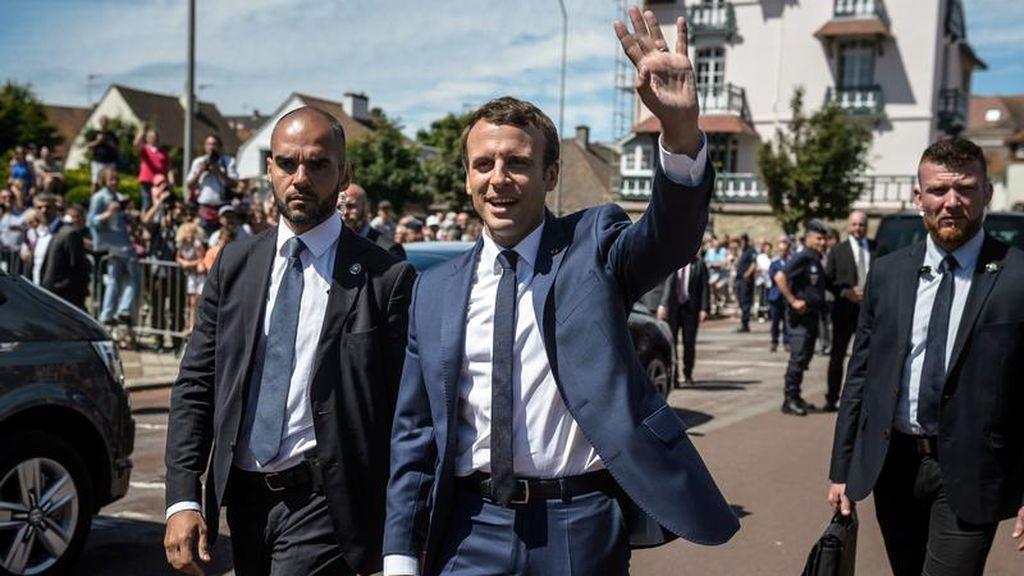 Los ministros de Macron logran la victoria en sus circunscripciones