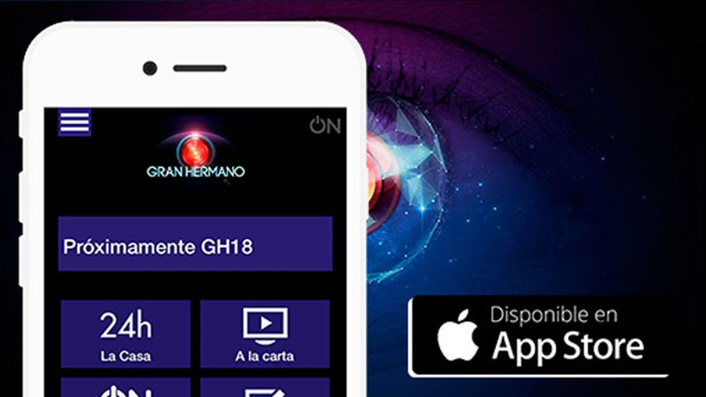 La app de GH para iOS