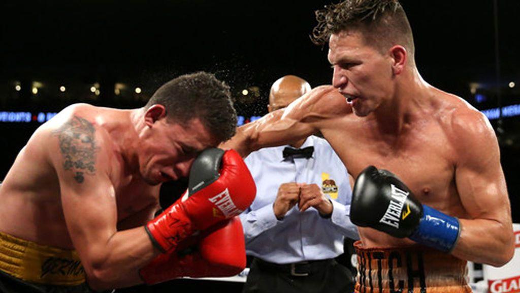 El boxeador Daniel Franco, en coma y con dos hemorragias cerebrales después de este brutal KO